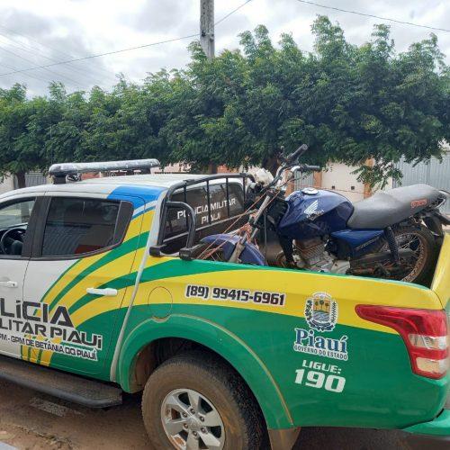 Homem é conduzido por furtar animais no interior de Betânia do Piauí