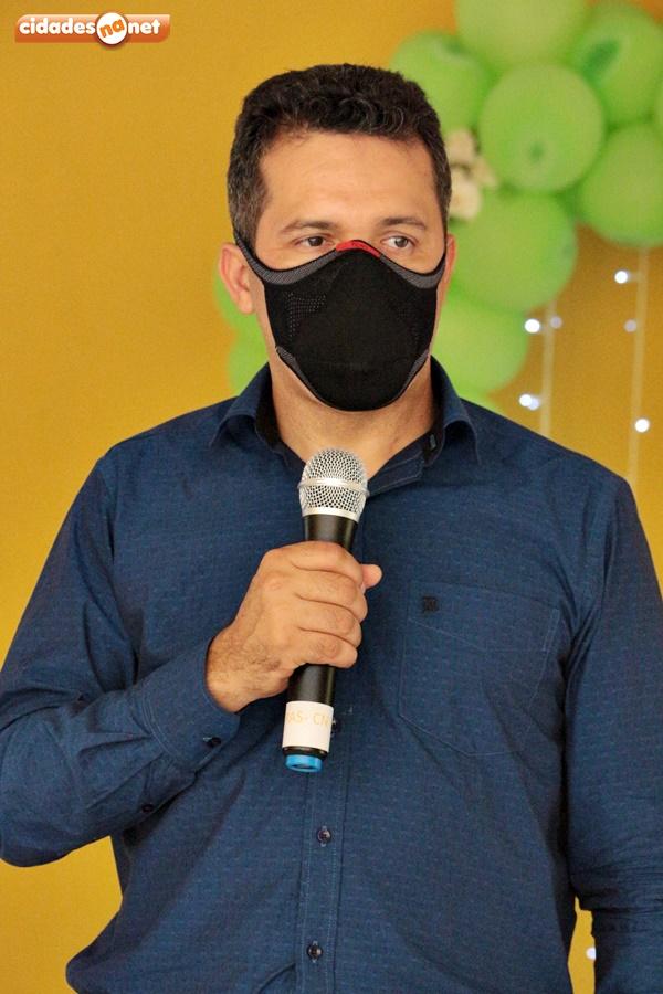 Roberto Oliveira, palestrante