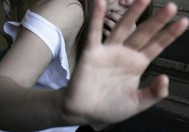 Menor abusada sexualmente